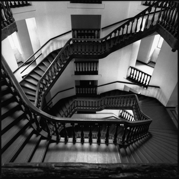 escalier double r volution marc helleboid photographe auteur. Black Bedroom Furniture Sets. Home Design Ideas